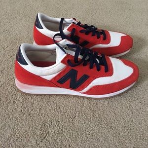 Worn once new balance for JCrew sneaker